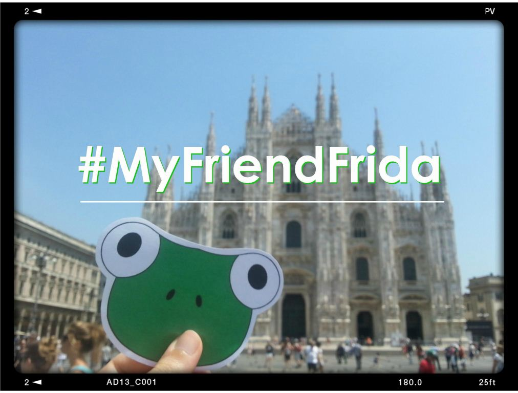 #MyFriendFrida