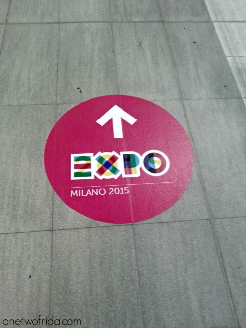 Expo Milano 2015 - Info utili