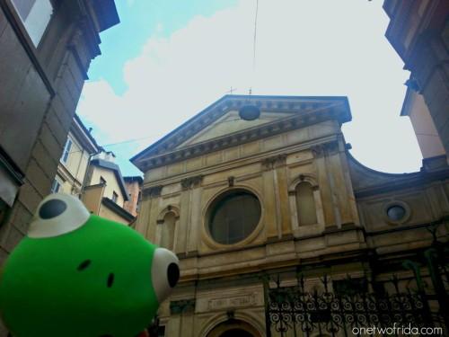 One Two Frida - Milano, chiesa di Santa Maria presso San Satiro