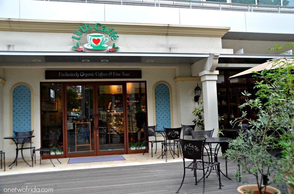 Urth Caffè di Daikanyama