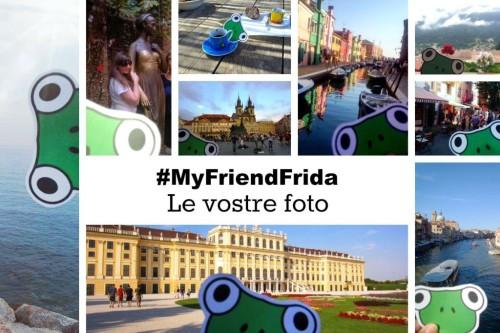 #MyFriendFrida: le vostre foto