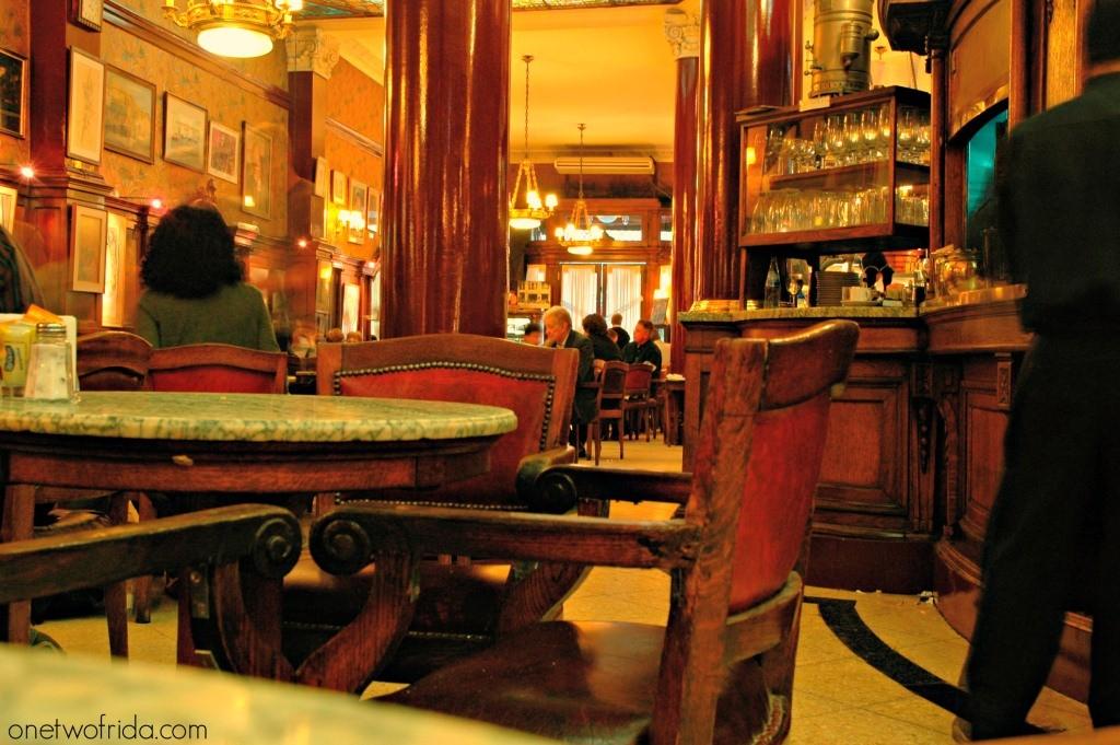 Argentina #unafotoalgiorno Buenos Aires Cafè Tortoni