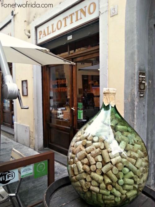 Dove mangiare a Firenze - pranzo, cena, trattoria Pallottino