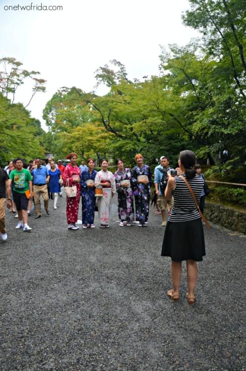 Cosa vedere a Kyoto - Kinkaku ji - padiglione d'oro