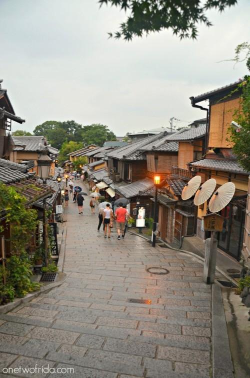 Cosa vedere a Kyoto - Higashiyama