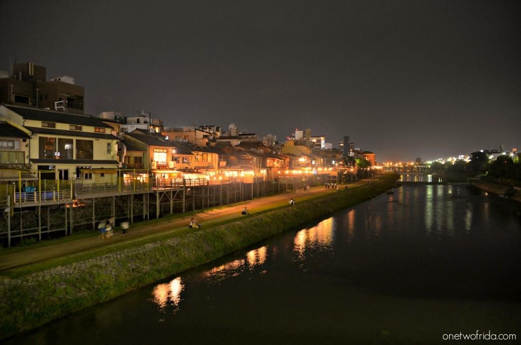 Cosa vedere a Kyoto - Gion - Pontocho - Kamogawa