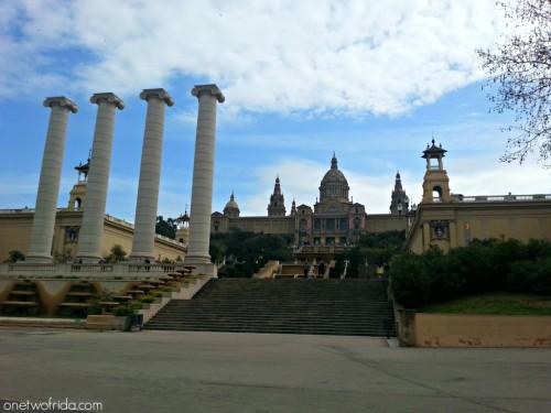 Museu Nacional d'Art de Catalunya - MNAC - Barcellona