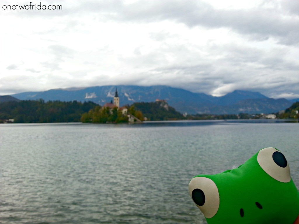 Cosa vedere in Slovenia: itinerario di 2 o 3 giorni - lago di bled