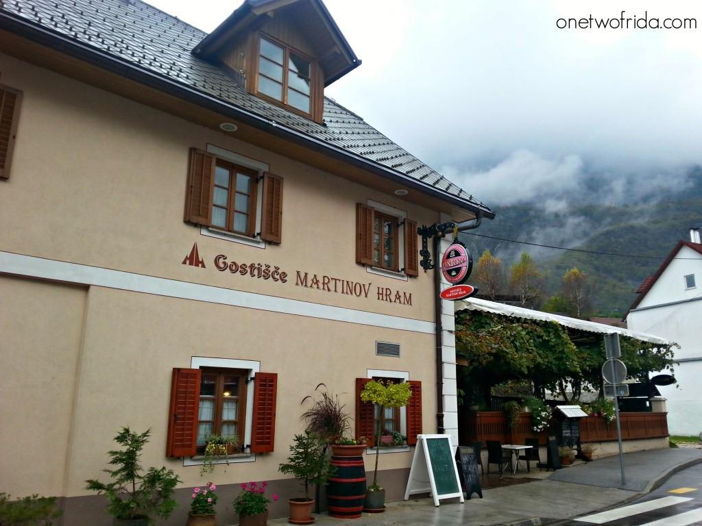 Cosa vedere in Slovenia: itinerario di 2 o 3 giorni - hotel - dove dormire - bovec