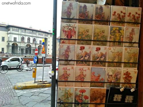 Shopping a Firenze tra negozi non convenzionali - PAPIER ARTI E MESTIERI