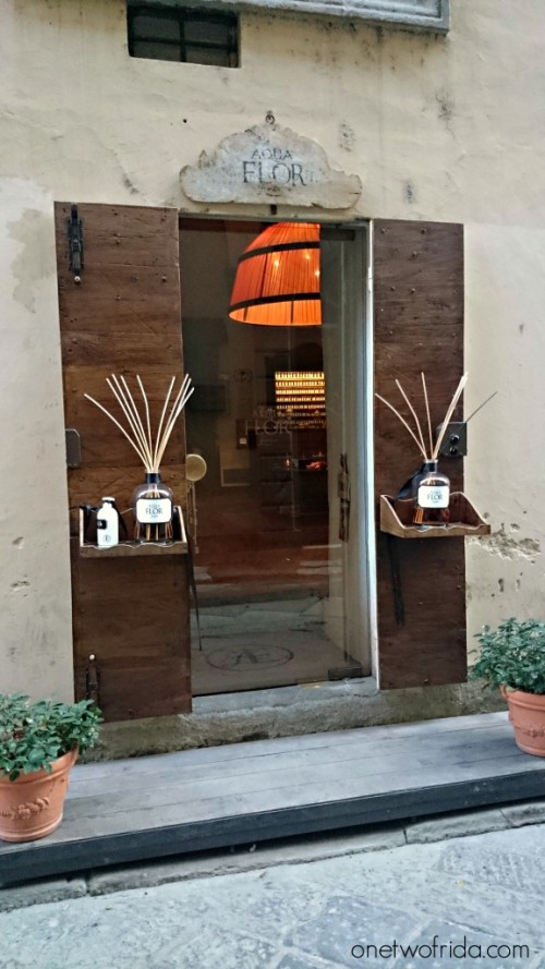 Shopping a Firenze tra negozi non convenzionali - AQUA FLOR