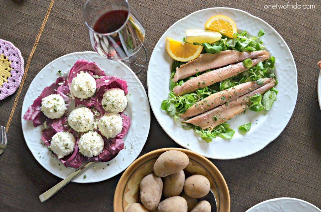 Cosa vedere in Slovenia: itinerario di 2 o 3 giorni - cosa mangiare - trota formaggi