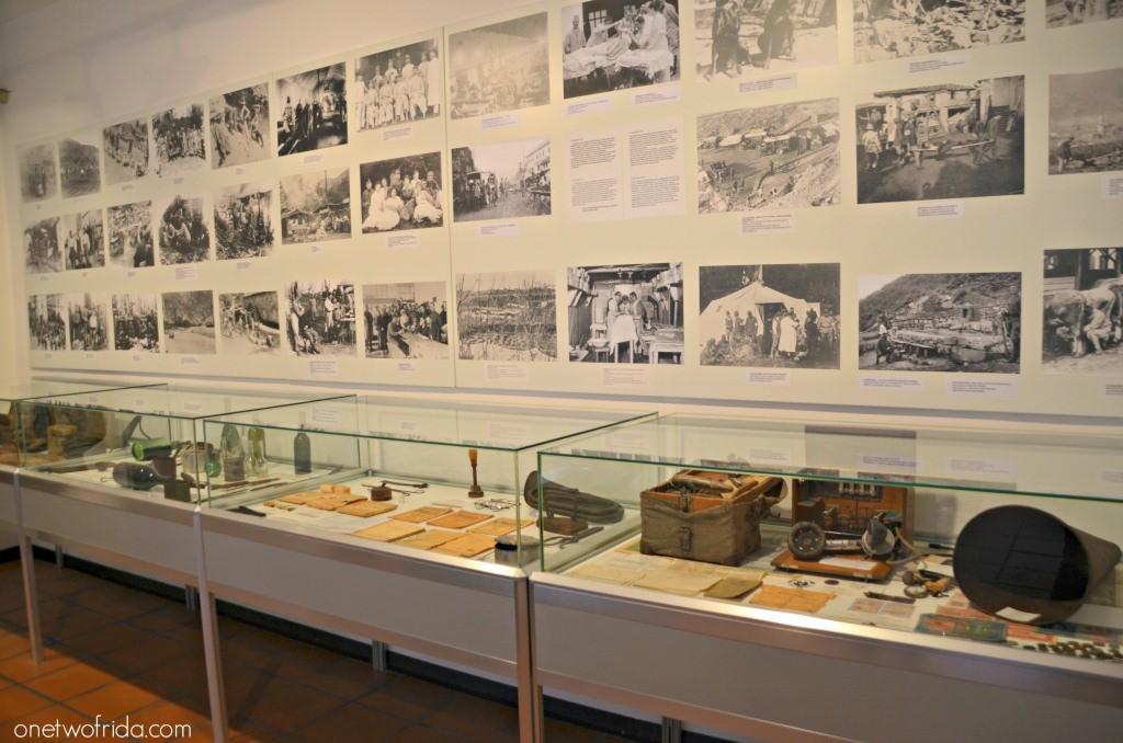 Cosa vedere in Slovenia: itinerario di 2 o 3 giorni - kobarid - museo di caporetto