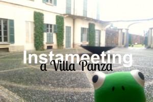 Instameeting in Villa Panza a Varese