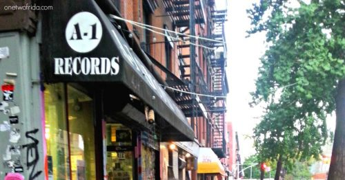 record store a new york