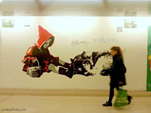 Milano a colori - blogtour - street art
