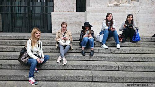 blogger stanchi si riposano