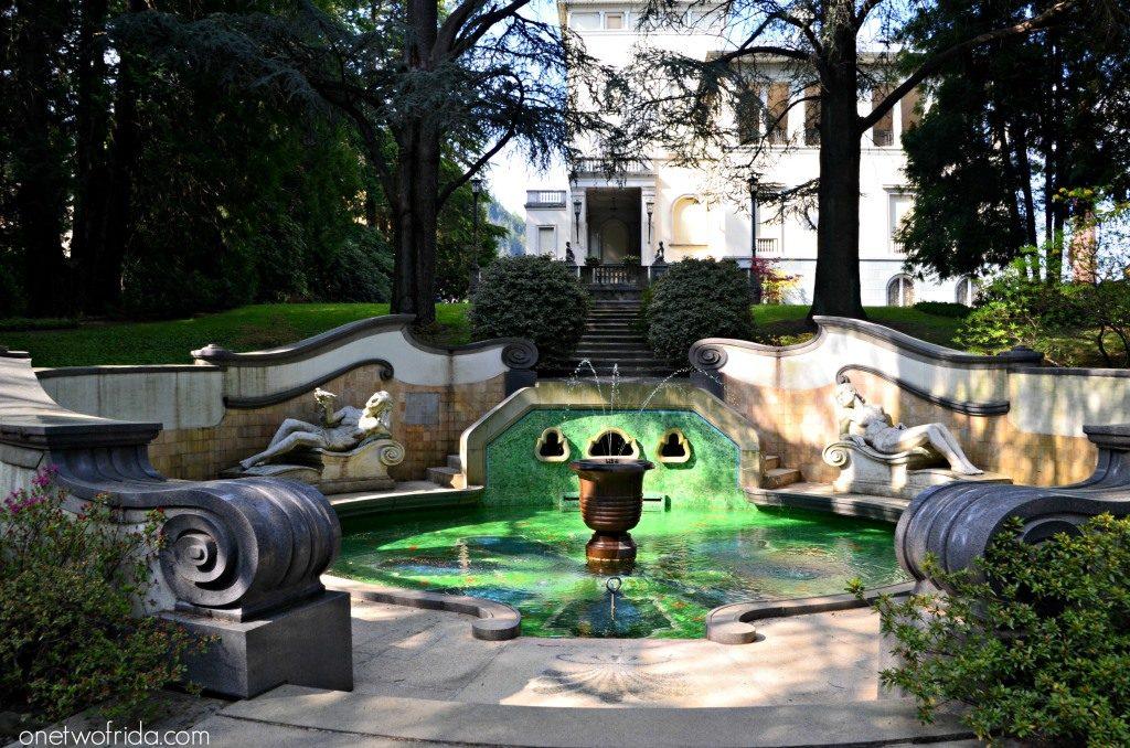 fontana Casa Zegna