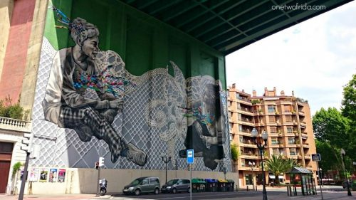 street art a bilbao
