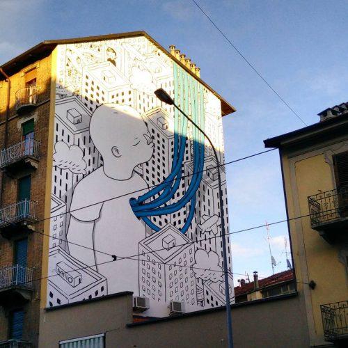 carapaucostante - streetart