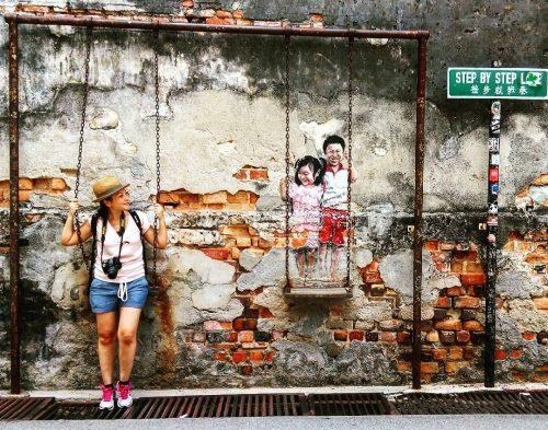 viaggiodietrolangolo - streetart