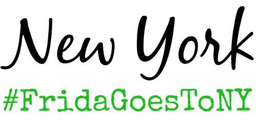 Frida goes to new york