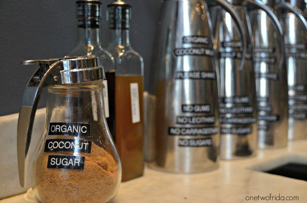 Zucchero bio di Hu Kitchen