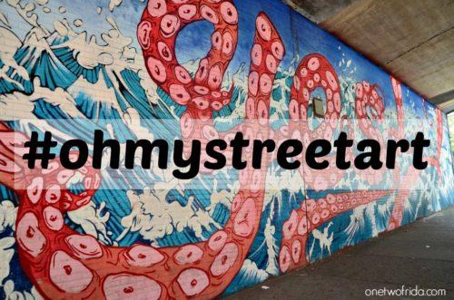 #ohmystreetart: le vostre foto di Settembre-Ottobre!