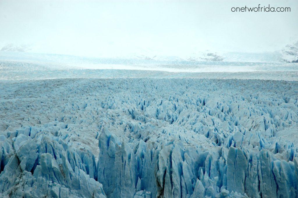 profondità del ghiacciaio