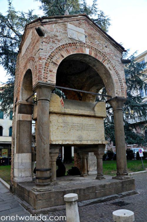 curiosità su Padova: la tomba di Antenore
