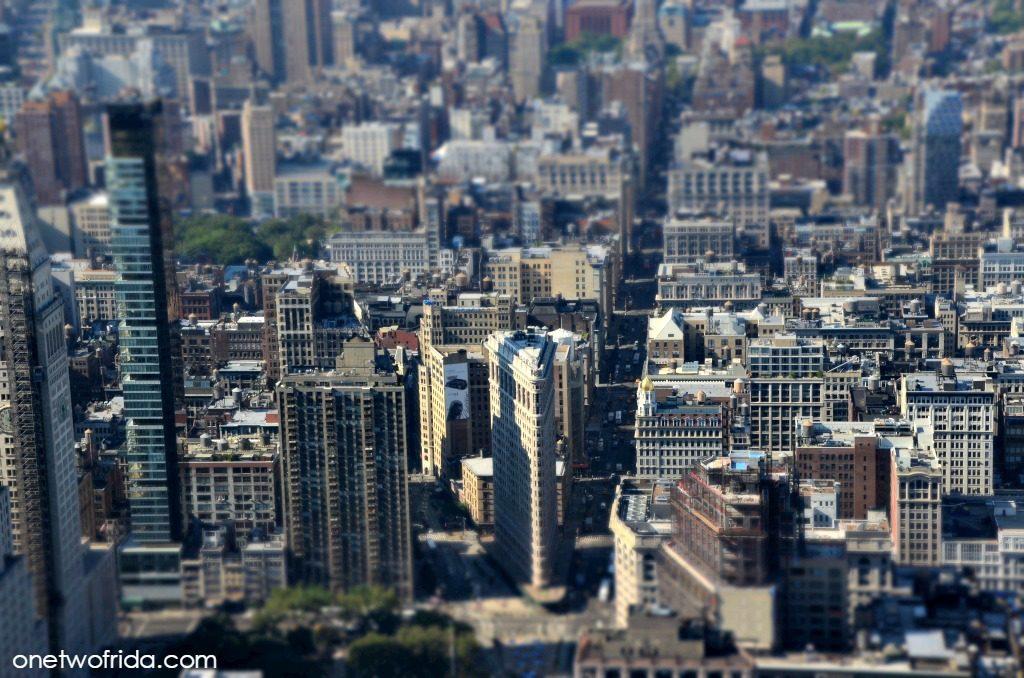 Flatiron Building grattacielo di new york