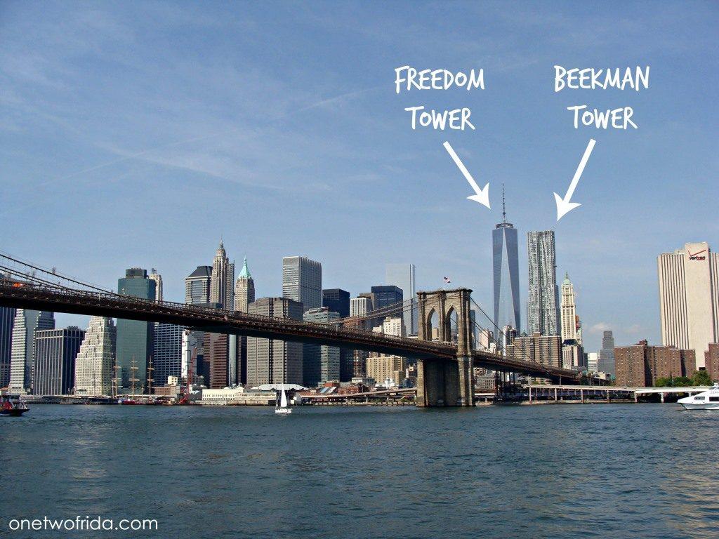 Beekman Buiding, architettura a New York