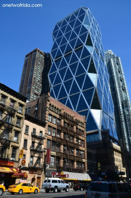 Hearst Building grattacielo di Forster anew york