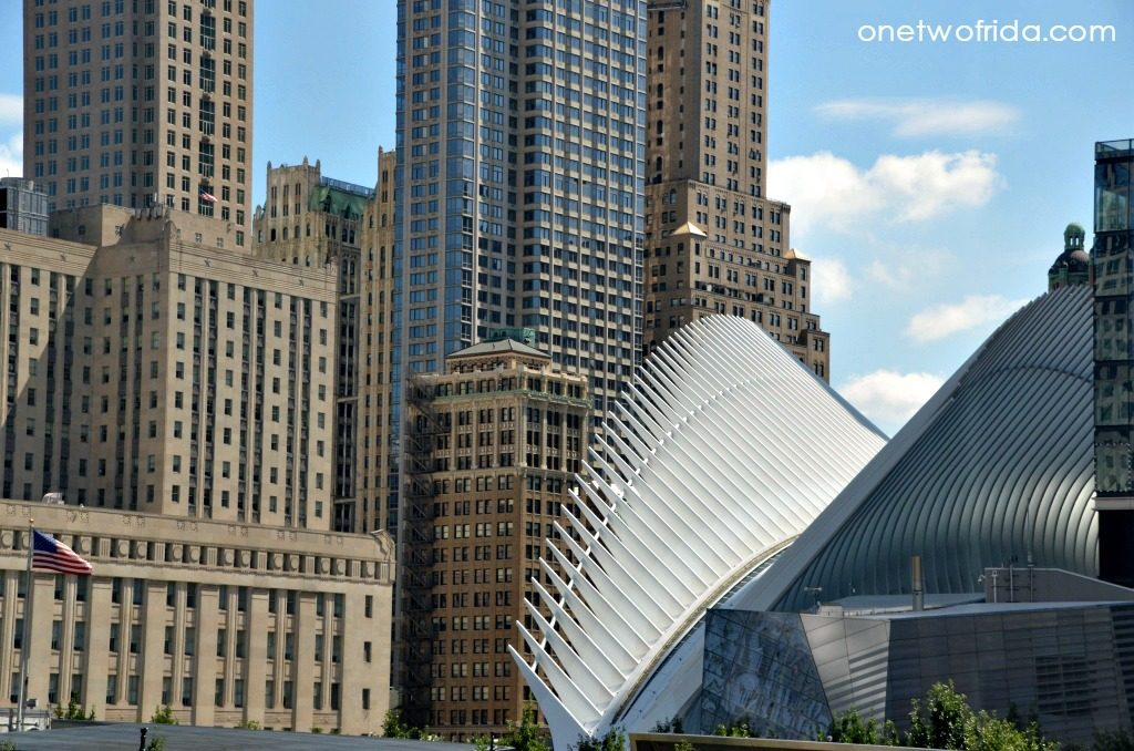 Oculus Calatrava New York