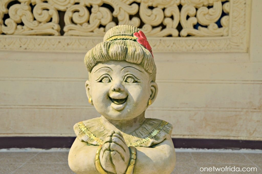 la Thailandia è la terra dei sorrisi
