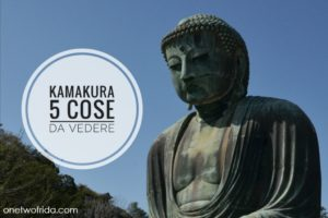 Kamakura: 5 cose da vedere