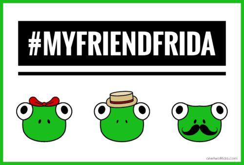 Il gioco per l'estate: #MyFriendFrida is back