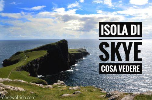Isola di Skye: cosa vedere in un giorno nel cuore della Scozia