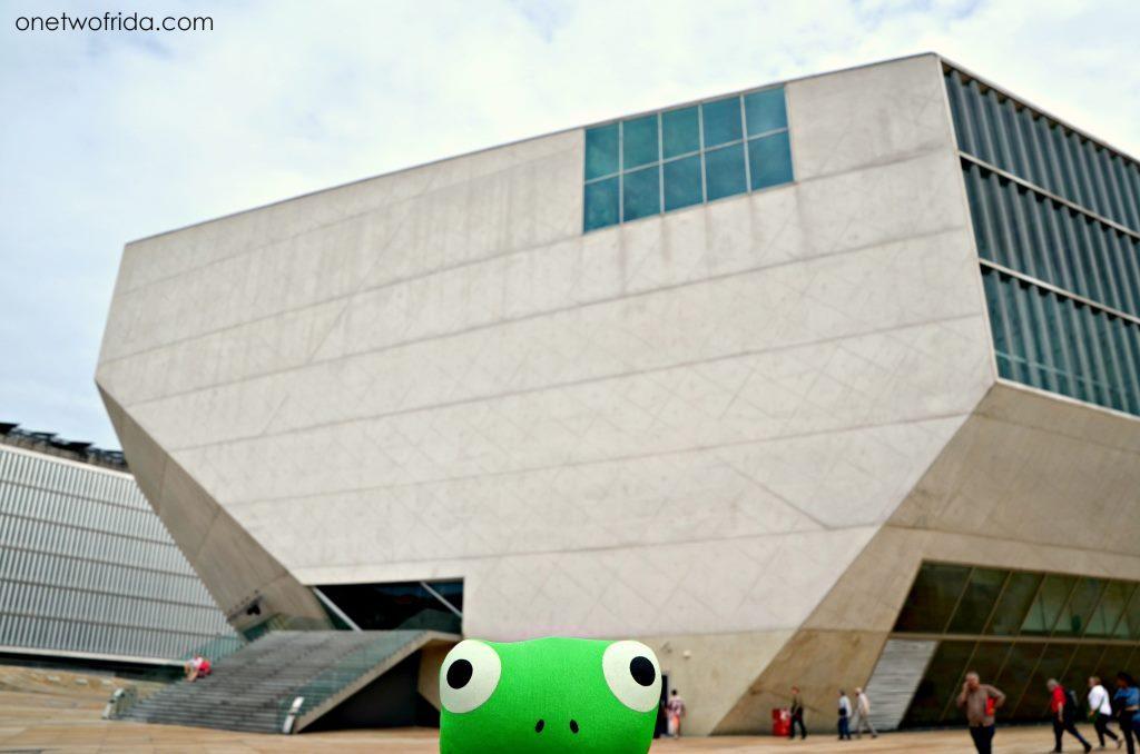 Casa da Musica di Porto