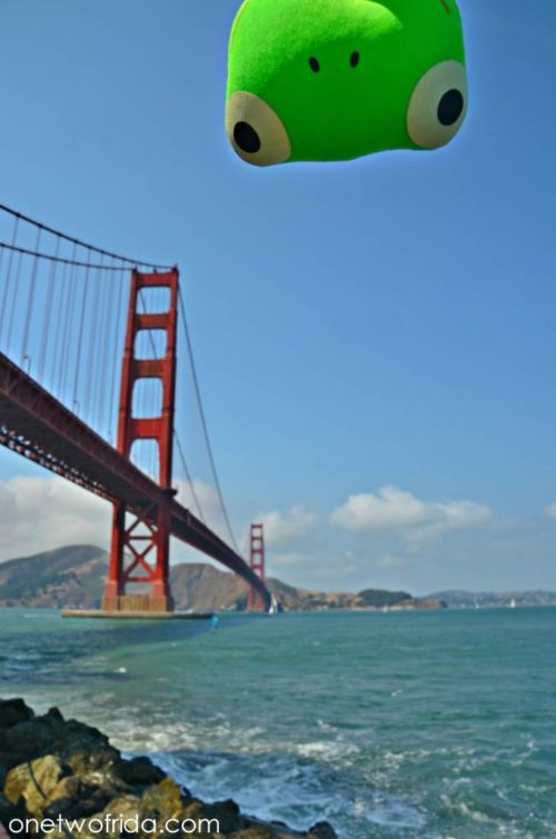 Tour in California: San Francisco