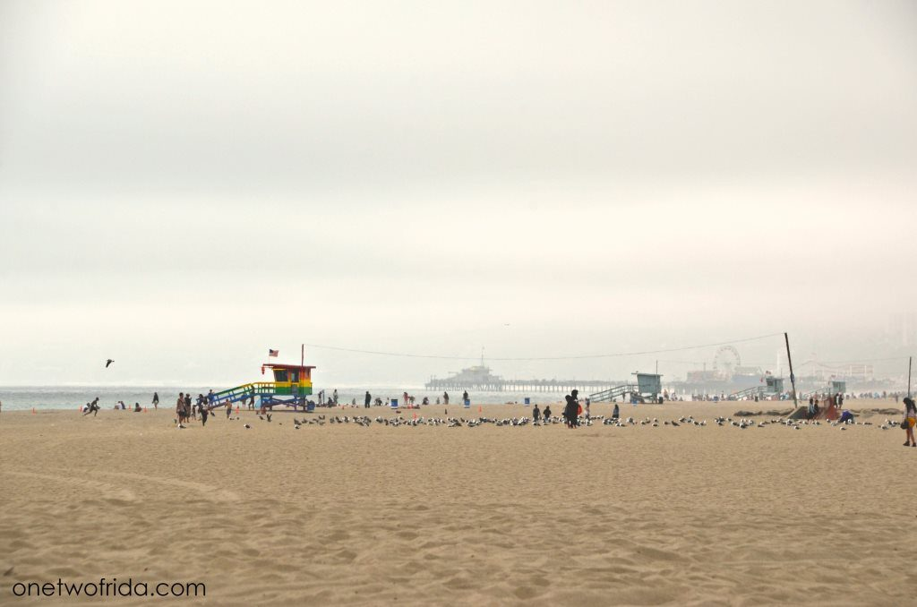 Venice Beach: Los Angeles spiaggia