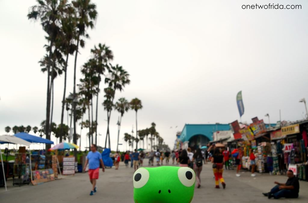 Venice Beach: Los Angeles