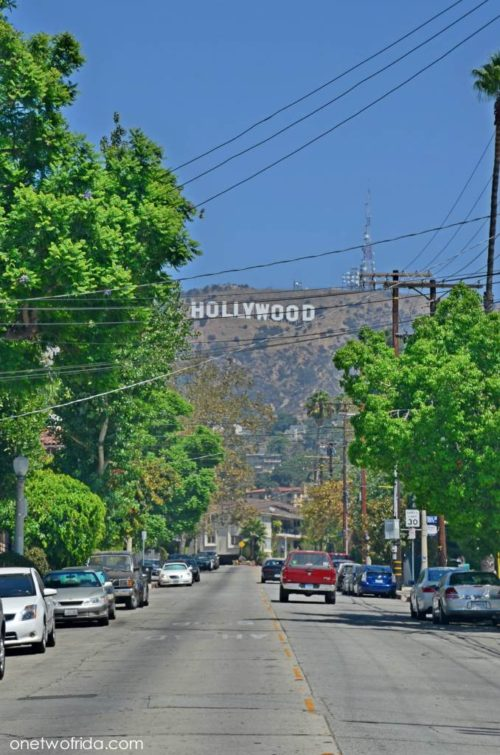 Tappe California: Los Angeles