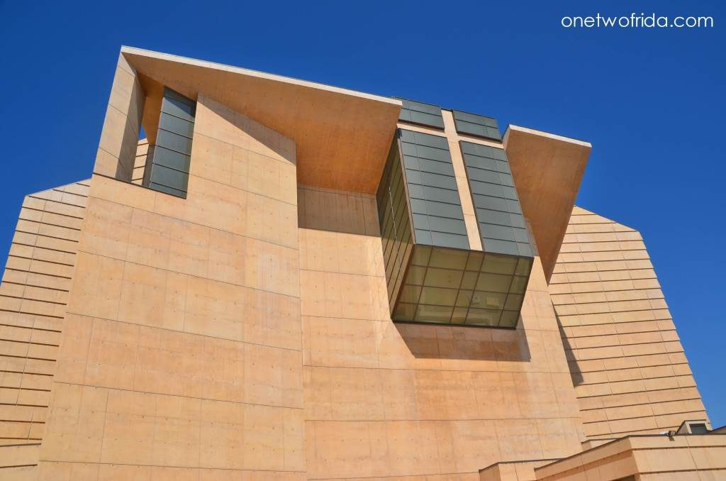 Cathedral of our lady of the angels - Los Angels