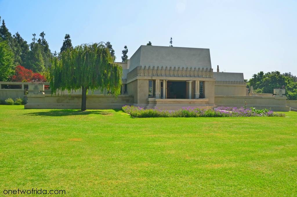 Hollyhock House - Los Angeles