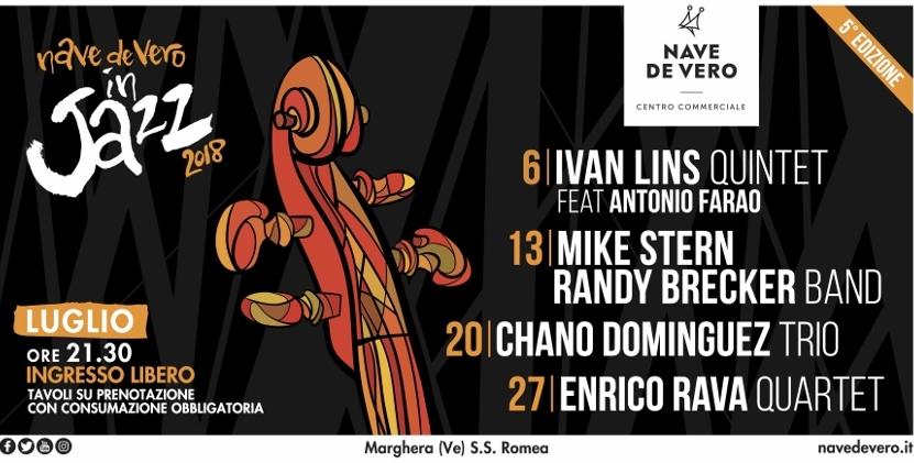 Programma Nave de Vero in Jazz 2018