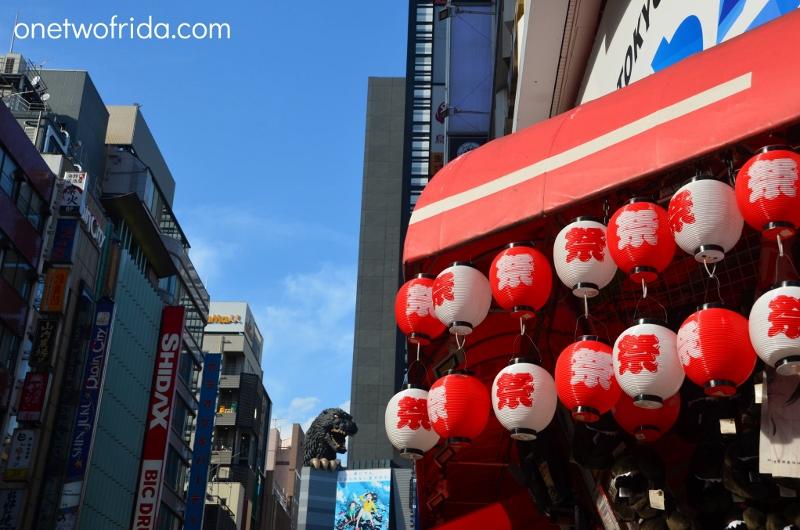 Tokyo, shinjuku. Kabukicho