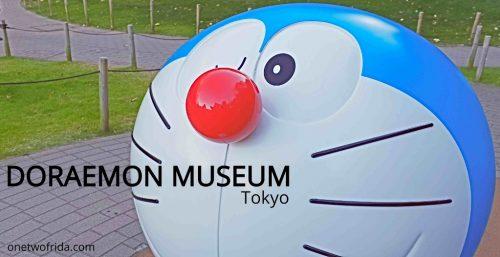Doraemon Museum Tokyo
