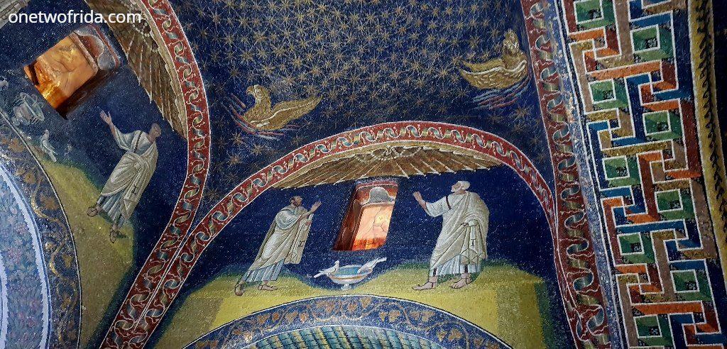 Cosa vedere a Ravenna in un giorno: Mausoleo di Galla Placidia