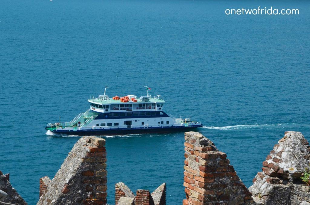 Come muoversi sul lago di Garda
